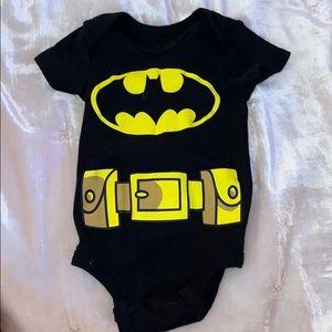 Black Superman onesie